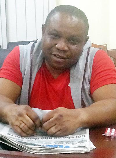 Micheal IkeChukwu Leonard (quốc tịch Nigieria) được xác định cầm đầu băng nhóm lừa hàng loạt phụ nữ Việt Nam. Ảnh: C.A.