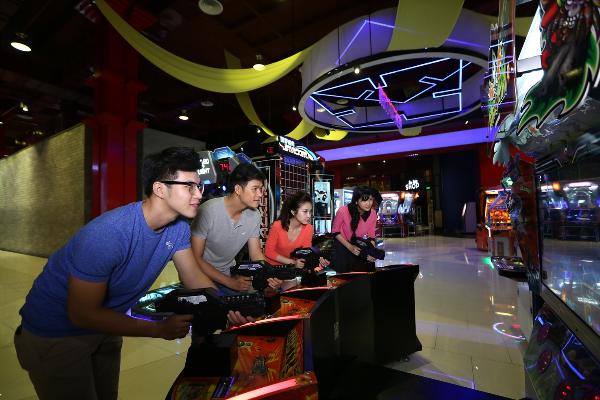 Ra mắt trò chơi mạo hiểm Singapore Sling tại Asia Park 5