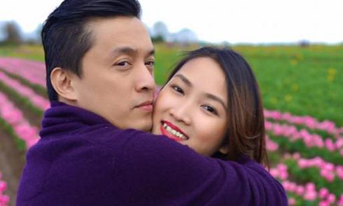 Vợ 9X của Lam Trường từng được chồng bế lúc còn nhỏ