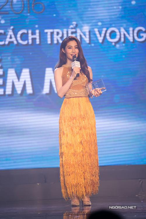 Giải thưởng 'Nữ diễn viên phong cách triển vọng của năm' đã thuộc về Diễm My 9x.