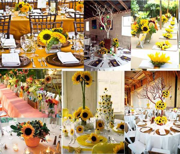 sunflowers-fall-wedding-center-2543-8873