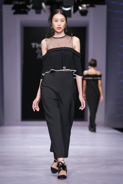 Trang phục ứng dụng trở nên bắt mắt hơn với sự phá cách mang đến những điểm nhấn độc đáo