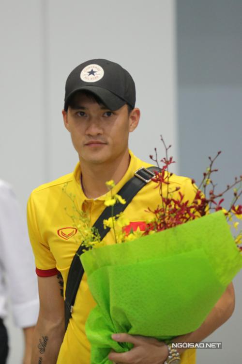 Công Vinh chính là người khai thông thế bế tắc, giúp tuyển Việt Nam vượt lên dẫn trước 1-0 ở ngay phút đầu tiên của hiệp phụ thứ nhất.