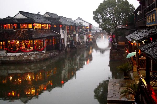 9 cổ trấn Trung Quốc đẹp như tranh, chụp ảnh lung linh