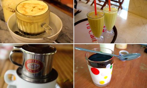 4 món cà phê được khách Tây khuyên thử khi đến Việt Nam