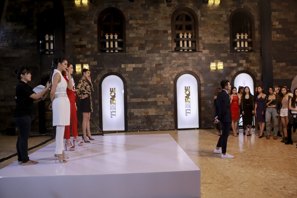 Tập 1 The Face Gương mặt thương hiệu sẽ lên sóng vào lúc 20, thứ Bảy, ngày 18/6/2016 trên kênh VTV3.