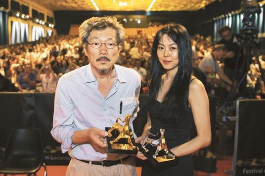 Kim Min Hee cặp đạo diễn 58 tuổi có vợ
