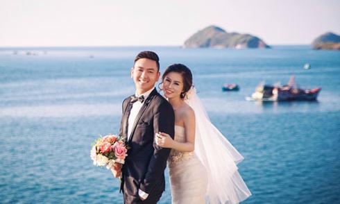 Ảnh cưới đẹp ngẩn ngơ ở đảo Nam Du của cặp đôi yêu xa