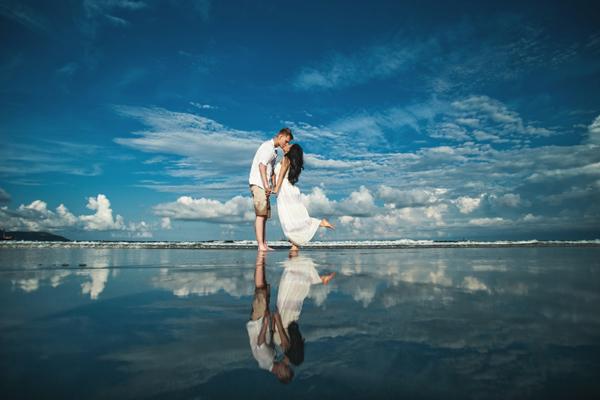[Caption]Đám cưới của Ngọc và Michael sẽ diễn ra vào ngày 9/7 tới tại Đà Nẵng. Sau đám cưới, họ sẽ cùng sang Nhật xây dựng tổ ấm.