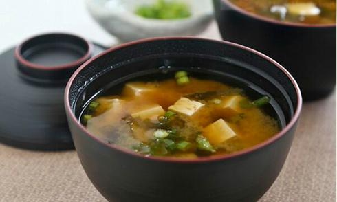 Súp miso giải nhiệt ngày nắng nóng