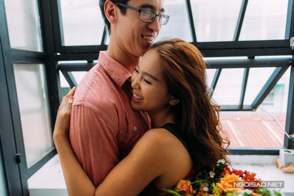 Sau đám cưới, qua những lần nói chuyện trên mạng xã hội, điện thoại, Ánh Nguyệt và Thanh Sơn tìm được nhiều điểm chung trong tính cách, sở thích và suy nghĩ.