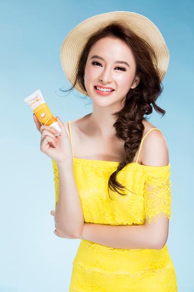 Trang điểm mùa hè đẹp tự nhiên như Angela Phương Trinh - Làm đẹp