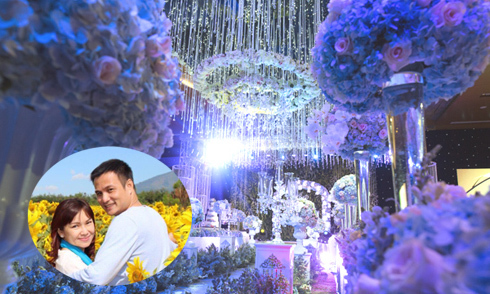 Đám cưới 'thần tiên', lung linh như cổ tích cặp đôi Sài Gòn