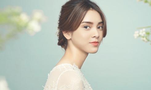 Cô dâu đẹp như thiên thần với style make up trong veo