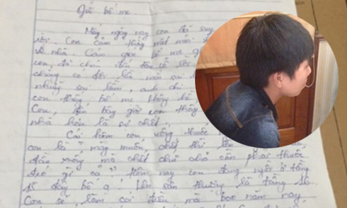 Bức thư đẫm lệ của cô gái đồng tính trước khi tự tử hụt