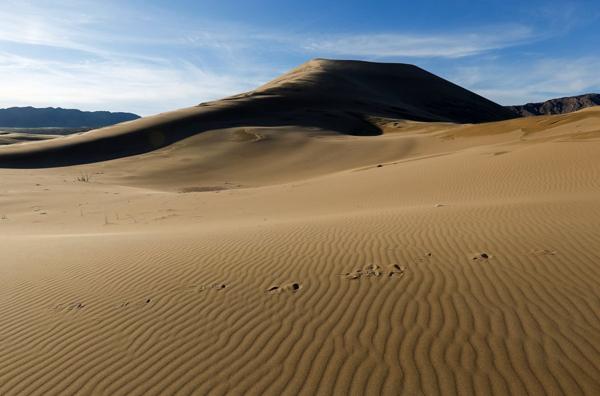 Cồn cát 'biết hát' huyền bí chưa có lời giải đáp