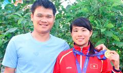 Cô sinh viên kiêm phụ hồ Việt 'chèo' tới Olympic