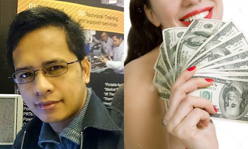 Lời đáp trả sâu sắc của cựu CEO gửi mỹ nhân kén chồng kiếm tiền tỷ