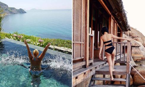 Những khu nghỉ sang chảnh, phong thủy đẹp ở Việt Nam