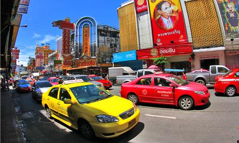 Cách di chuyển từ sân bay về các thành phố lớn ở Đông Nam Á