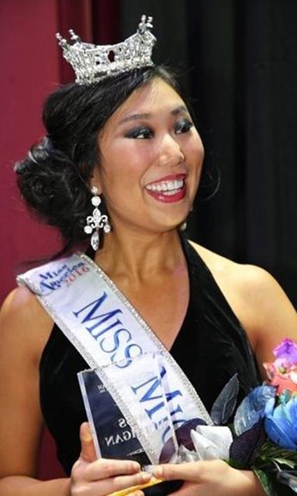 Ngay khi đăng quang,Arianna Quan