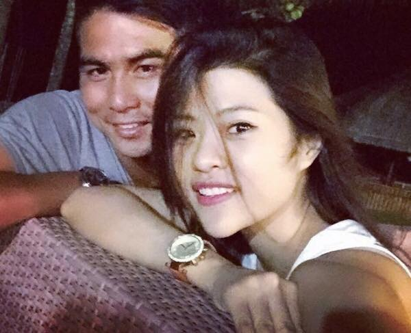 Việt Thắng và Ngọc Anh luôn tận dụng những quãng thời gian cả hai cùng rảnh để ở bên nhau và cùng nhau đi nghỉ.