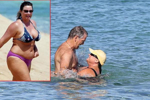 Dù vợ có già và béo, các tài tử vẫn hết mực chung tình - ảnh 6