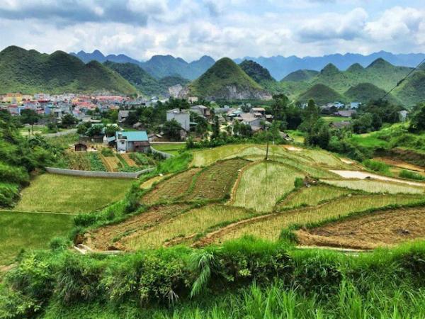Không cần đi xa Việt Nam cũng có 7 địa điểm đẹp