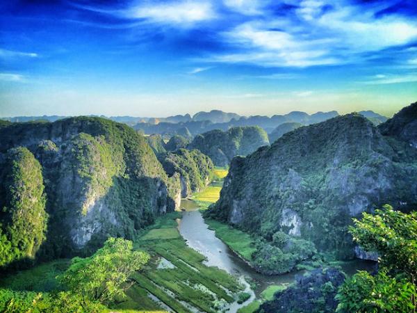 Blogger Mỹ gợi ý 7 địa điểm phải đến ở Việt Nam