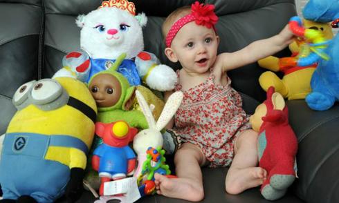 84 ngày giành sự sống của cô bé chào đời không có nhịp tim