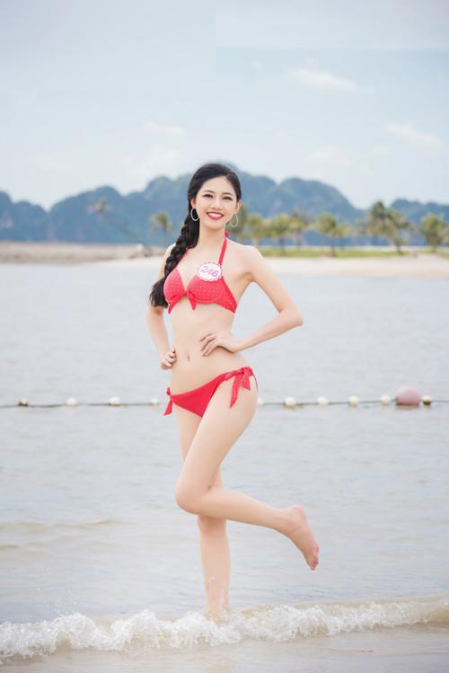 Ngô Thanh Thanh Tú, em gái Á hậu Hoàn vũ Ngô Trà My.