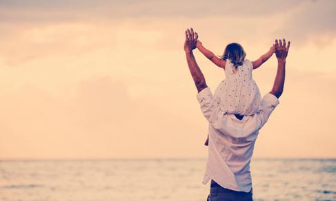 'Dù kết hôn hay độc thân, con gái bố hạnh phúc là được'