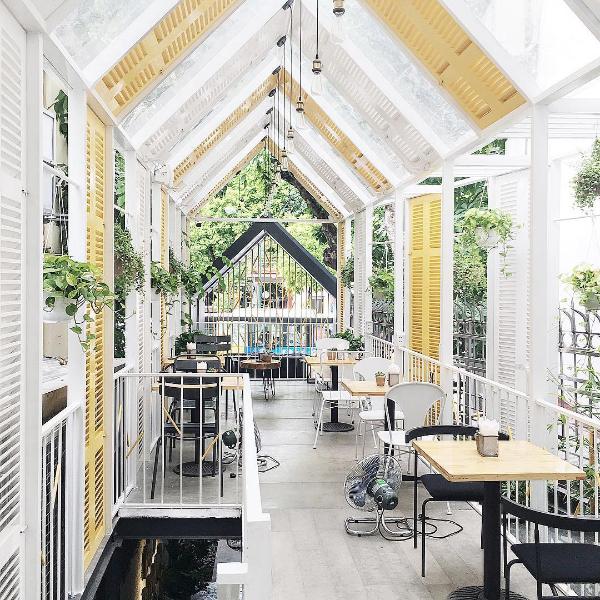 Tour quán cà phê mới toanh cho dịp lễ 2/9 ở Hà Nội