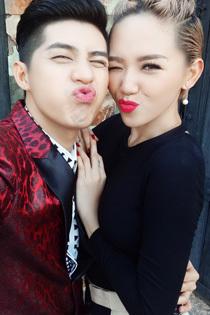 Tóc Tiên, Noo Phước Thịnh cùng thử thách thí sinh The Face