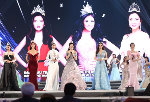 Đỗ Mỹ Linh đăng quang Hoa hậu Việt Nam 2016 - hình ảnh 12