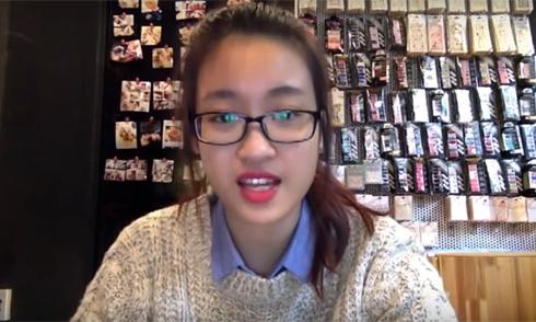 Hoa hậu Đỗ Mỹ Linh nói tiếng Anh trôi chảy