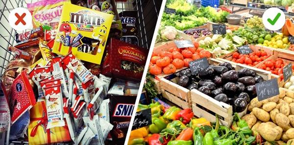 Ăn hoa quả thay cho đồ ăn vặt
