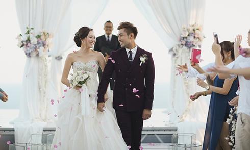 Đám cưới ngôn tình của cặp đôi 8X