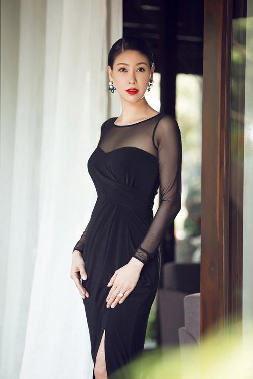Hoa hậu Hà Kiều Anh sẽ góp mặt tại tuần lễ thời trang quốc tế được tổ chức tại Canada với vai trò khách mời danh dự.