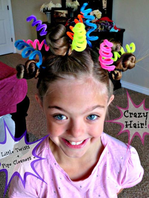 10 kiểu tóc sáng tạo vô bờ bến của các bà mẹ có con gái - Làm đẹp