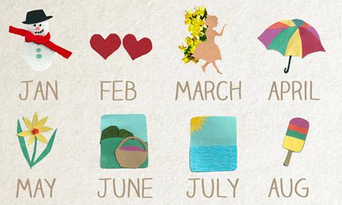 Tháng sinh hé lộ ưu, nhược điểm của bạn