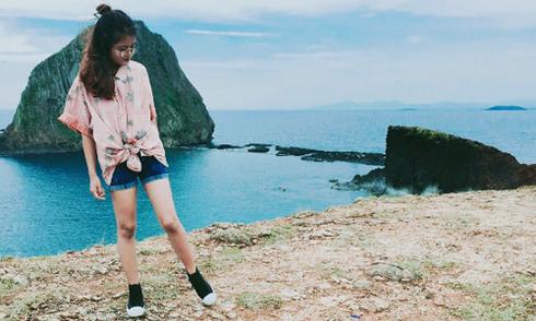 Hòn đảo ở Phú yên có lối đi giữa biển đẹp không kém Điệp Sơn