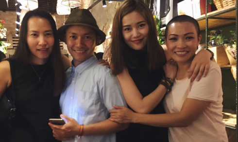 Bạn bè tiết lộ bạn gái mới của Tiến Đạt