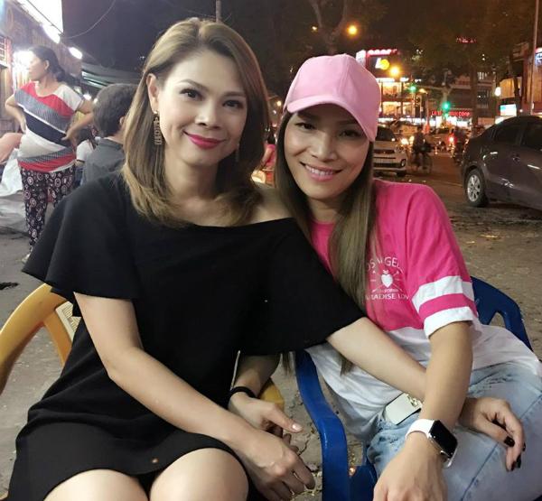 Hồng Ngọc trở về Việt Nam hội ngộ cùng Thanh Thảo: Trai tài gái sắc hội ngội tại Sài Gòn.