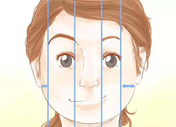 7. Tạo dáng lông mày cân đối