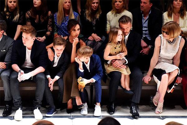 Luôn xuât hiện với hình ảnh long lanh, chỉn chu cùng chồng con nhưng Vic cũng thừa nhận rằng nuôi dạy 4 đứa con không hề đơn giản.