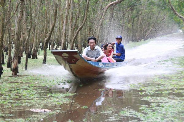Những điểm đến lý tưởng để ngắm mùa nước nổi