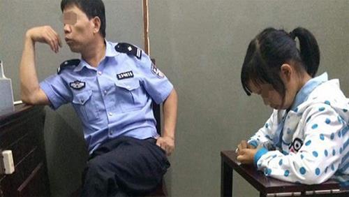 Bé gái 12 tuổi mang thai là người Việt