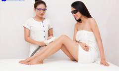 Thận trọng khi chọn phương pháp triệt lông