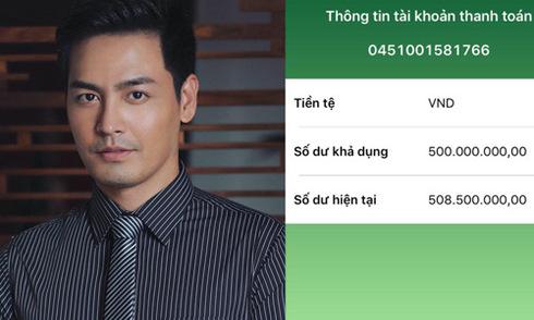 MC Phan Anh ủng hộ 500 triệu cho đồng bào miền Trung